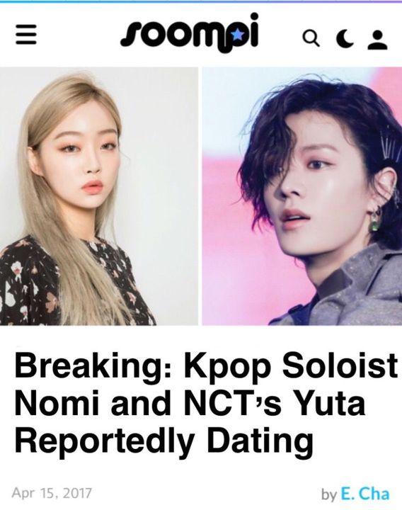 Scandals nct dating Fans Debunk