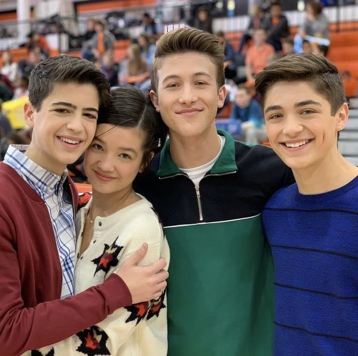 Cyrusg : We are all here for you BuffyTagged Jbeck, Andiman, and TjkippenLiked by Jbeck, Andiman, and Tjkippen 145 more-Text Messages Jonah, TJ, and AmderJonah : So TJ are you going to be weird with Cyrus againAmber : Yeah ever since you realized ...