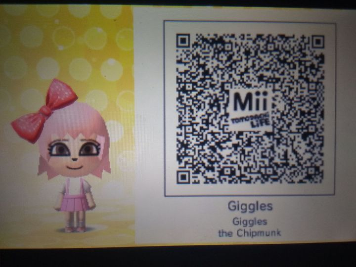 Carli S 3ds Randomness I Guess Tomodachi Life Qr Codes 3 Happy Tree Friends Wattpad Zerochan has 201 hoshi ryouma anime images, wallpapers, fanart, cosplay pictures, and many more in its gallery. tomodachi life qr codes
