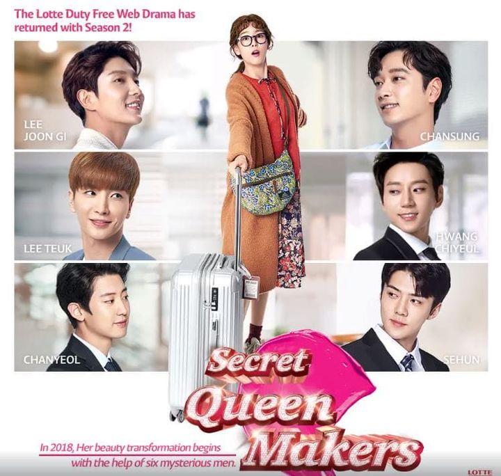 10 - secret queen maker :short drama