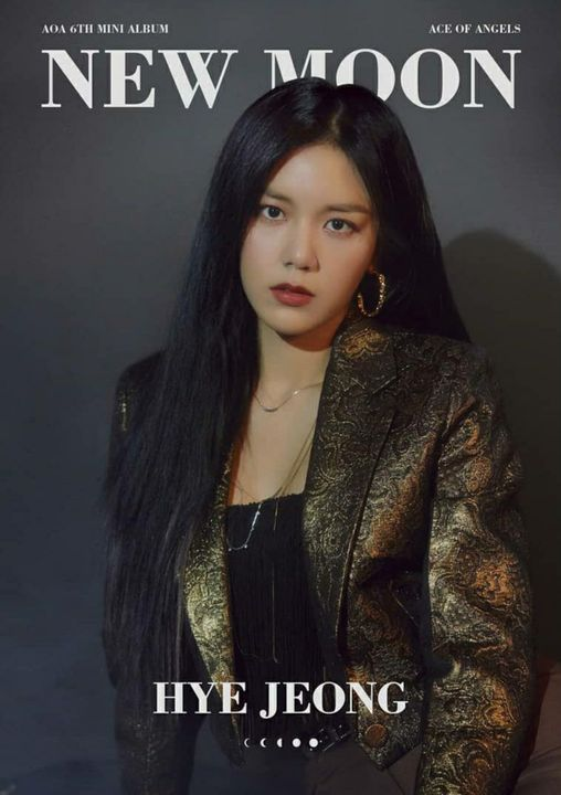 Member profile: HyeJeong