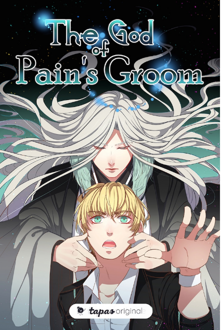 Another one that I published is in Tapas, called The God of Pain's Groom
