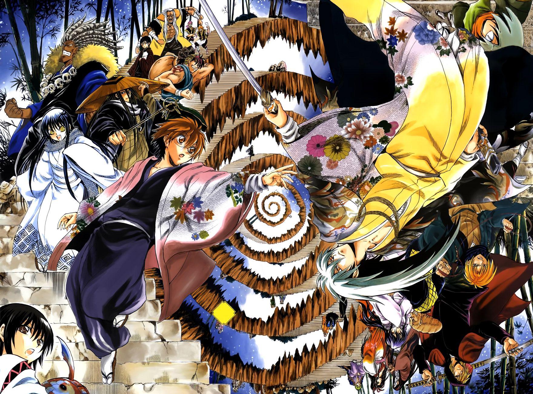 Anime, Vocaloid, Manga. - Bách Quỷ Dạ Hành - Wattpad