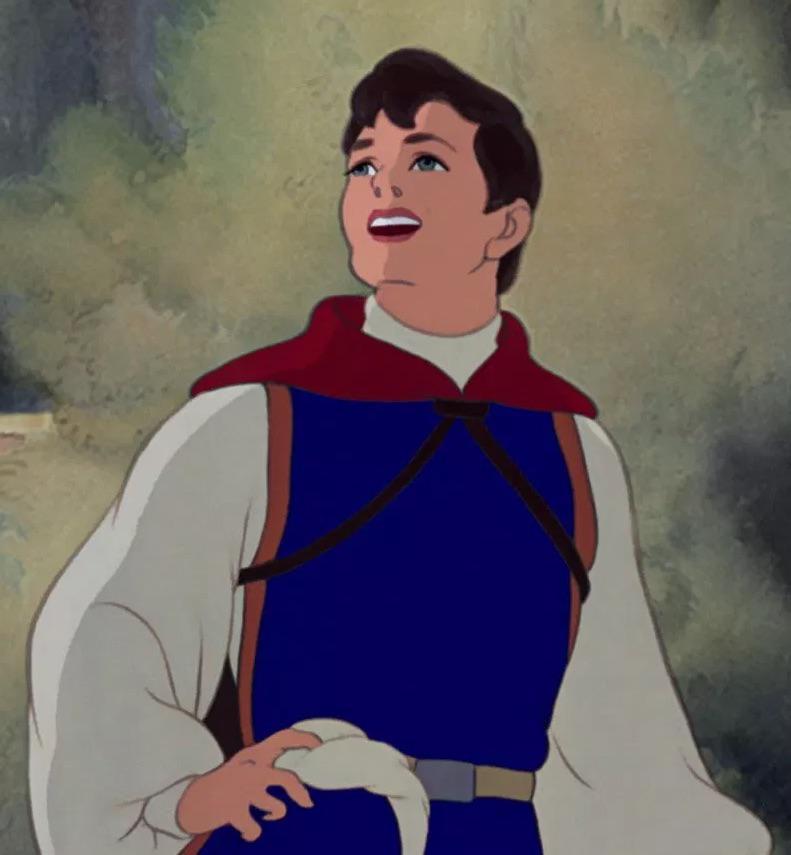 прекрасный принц белоснежка