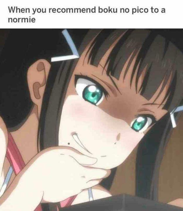 Boku No Pico Meme