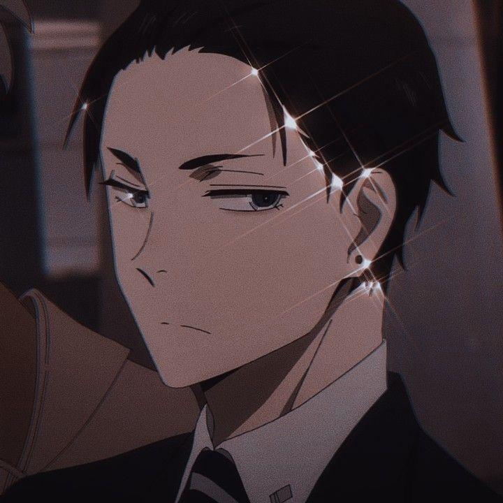 Aesthetic Anime Icons Black Haired Anime Boys Wattpad