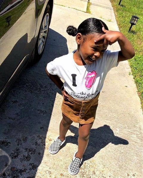 She said she dressing like her ttrollcamz-