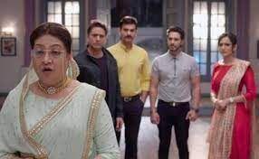 Precap : kaira's accident , Aditya's entry , kartik to leave the goenka's and shift to their apartment? , suspicious kartik , naitik tells about the letter to kirti!