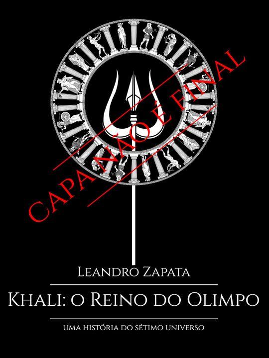 Khali: o Reino do Olimpo – Edição Impressa
