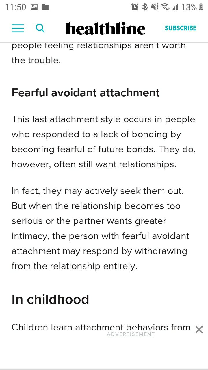 Relationships fearful avoidant How Fearful