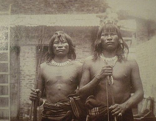 Índios charruas os primeiros habitantes da Argentina