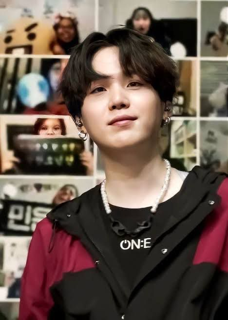 Happy B'day to Our Min Yoongi!!! Second oldest of BTS