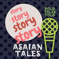 When telling stories at the Asian Art Museum in San Francisco, I had the opportunity of my life, immersion in ancient and modern Eastern culture learning about the arts, history, and stories: myths, folktales, legends, and cautionary tales