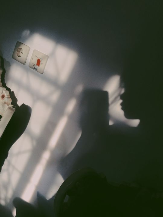 Tutorial Foto Aesthetic Shadow Wattpad