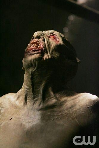 """Wendigos são um tipo de criaturas Sobrenaturais cujo nome significa """"o mal que devora"""""""