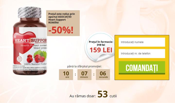 Heart Support Cumpără acum!! Faceți clic pe linkul de mai jos pentru mai multe informații și obțineți 50% reducere acum !! Grăbiți-vă !!