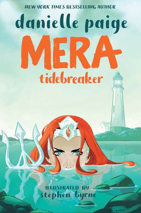 She will crown the 2018 winner from amongst the six finalists! Danielle is of course the author of the Dorothy Must Die series, AND her own fish-tale, Mera: Tidebreaker, is coming out April 2019, published by DC Ink