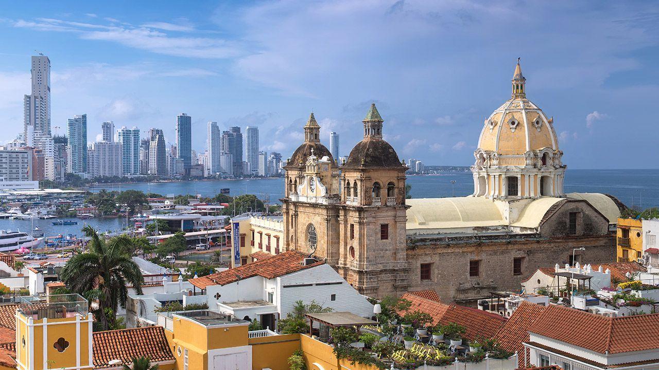 Foto da cidade de Cartagena, Colômbia