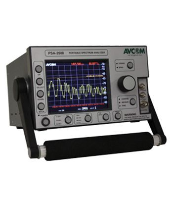 There are different specifications that must be are used while buying a portable spectrum analyzer