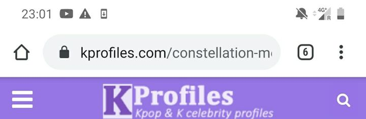 Supernova Á´³á´³ Áµƒá¶ Constellation Members Profile Updated Kpop Profiles Wattpad We gave you credits in the post! wattpad