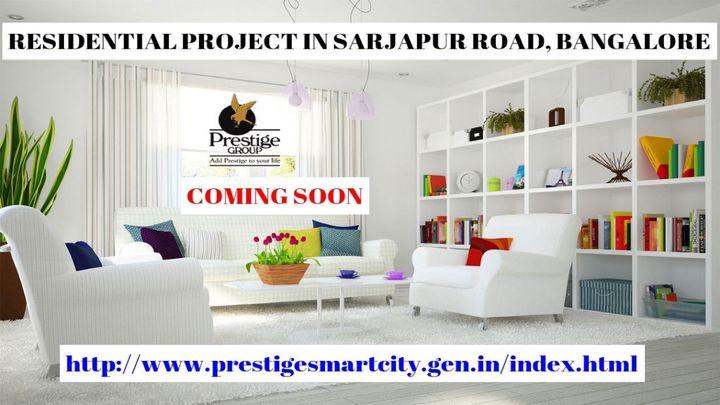 Prestige Smart City – Prestige Group/ Prestige Estates Projects Limited – Sarjapur Road–  East Bangalore – Real Estate – Apartments In Bangalore – Apartments In East Bangalore – Apartments In Sarjapur Road – Pre launch Apartments In Bangalore – Pr...