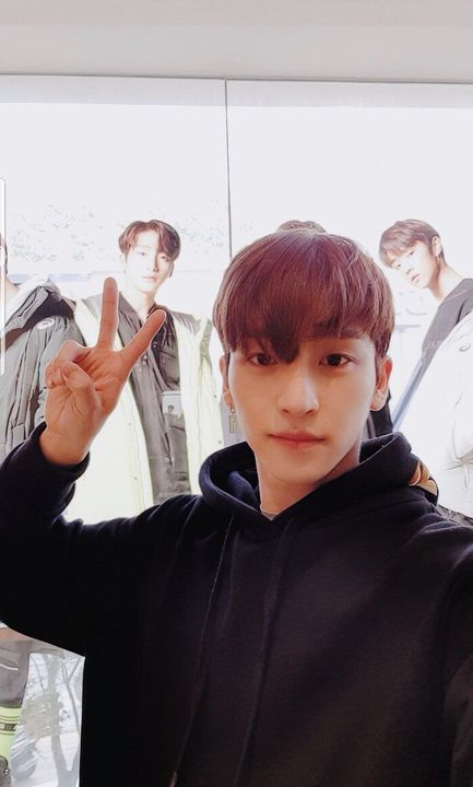 All About The Boyz All About Sangyeon Wattpad