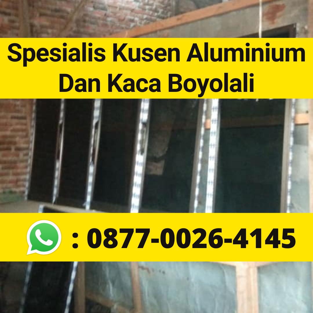 KONTRAKTOR Telp/Wa 0877-0026-4145, Harga Pintu Kamar Mandi Aluminium Mojosongo Boyolali