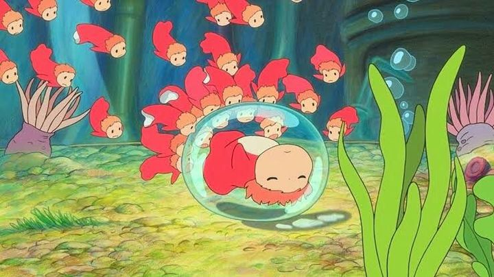 Rekomendasi Anime Part 1 Ponyo Movie Wattpad