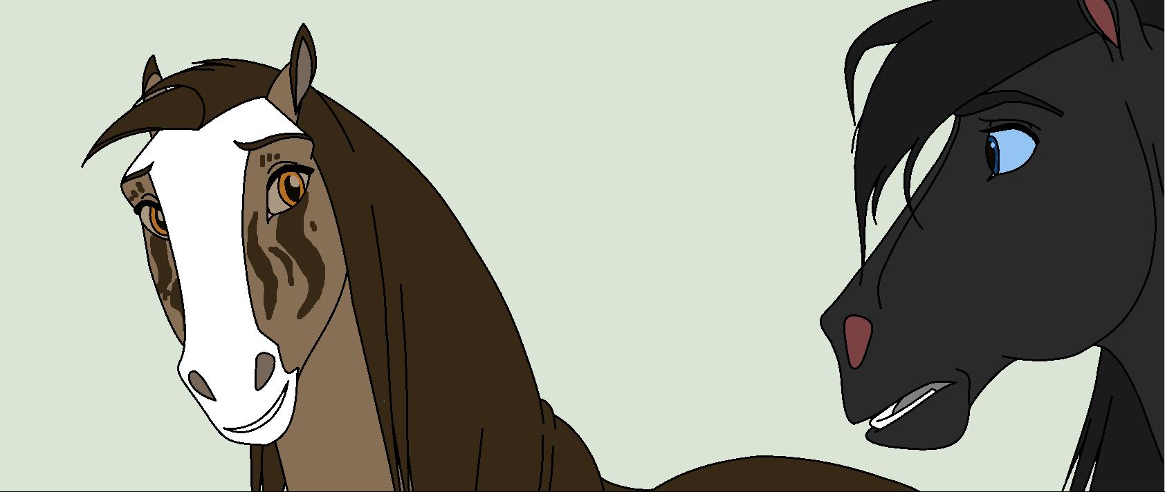 Random Art #2 - Warrior Cats as Horses #1 - Wattpad