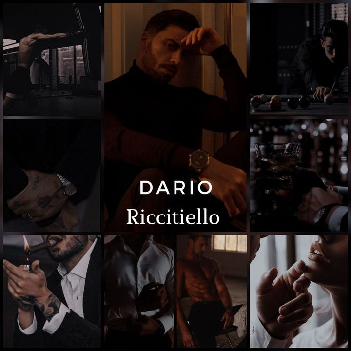 So I wasnt able to add Darios aesthetic so I'm adding it here You can choose you he is I really dont care I just searched up fine Italian man