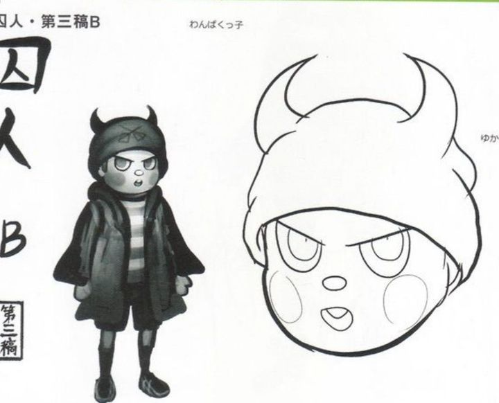 Just Some Random Shit That I Thought I Should Share Weird Danganronpa V3 Beta Designs Wattpad Which male character from danganronpa goodbye despair are you the best suited for? weird danganronpa v3 beta designs