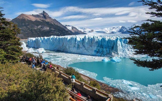 O destino é perfeito para quem quer explorar a Patagônia Argentina