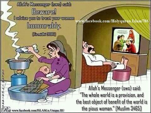 QUALITIES OF A GOOD HUSBAND: from Islamic Research Foundation