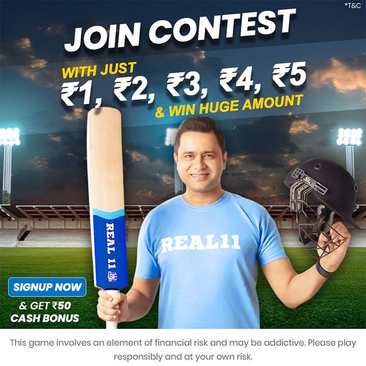 Real11 is a fantasy sports platform particularly known for its innovations in the field of fantasy cricket