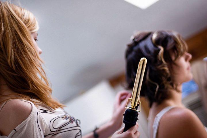 Avoid using heat on your hair