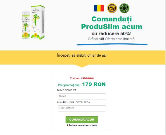 Lista de mai jos cuprinde toate ingredientele active ale suplimentului Eficiența pastilelor de slăbit ProduSlim este asigurată și de faptul că în compoziția finală a comprimatelor se găsește o concentrație maximă de substanțe bioactive