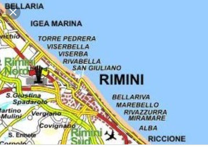 Cartina Riviera Romagnola.Viaggia Con Me 2 Viserbella Wattpad