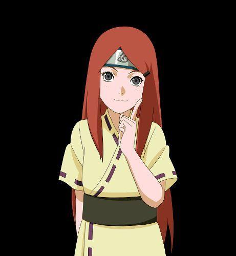 """""""Ahh welcome Lady Kushina, Lord Minato, Lady Misha"""" Teuchi said"""
