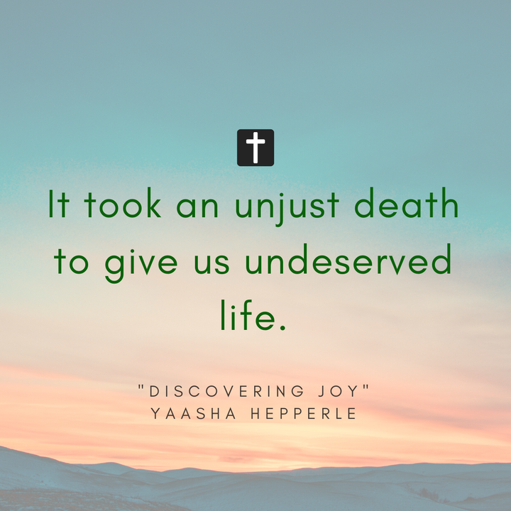 A substitutionary death is important, but even more important is the resurrection afterward