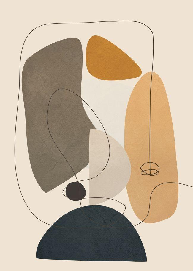 Wallpaper Aesthetic Abstrak Wattpad