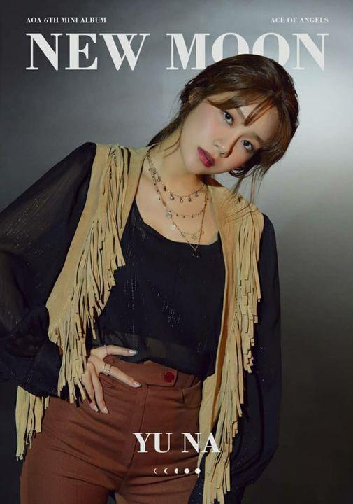 Member profile: Yuna