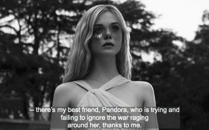 PLAYED BYELLE FANNING