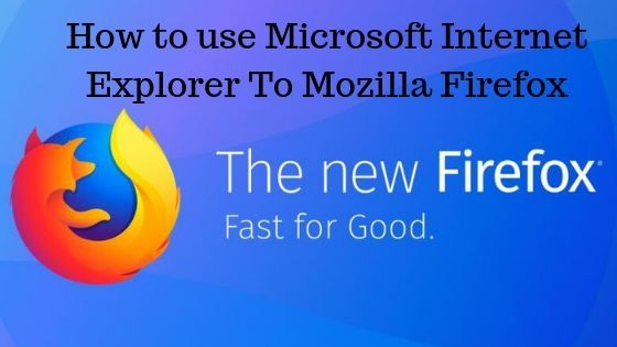 Firefox is an open-source project's end result and the open-source community provides answers to the vulnerabilities of its applications than Microsoft does for Internet Explorer, as you all know