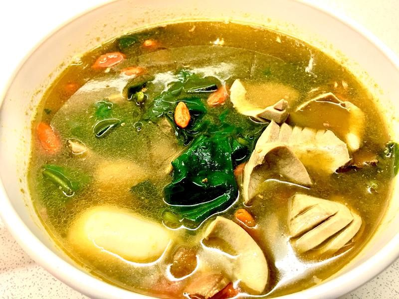 Canh thận