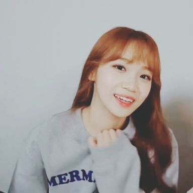 A sweet and sarcastic girl who has fairy-like features, Felix's favorite victim, Kim Chaewon is the name
