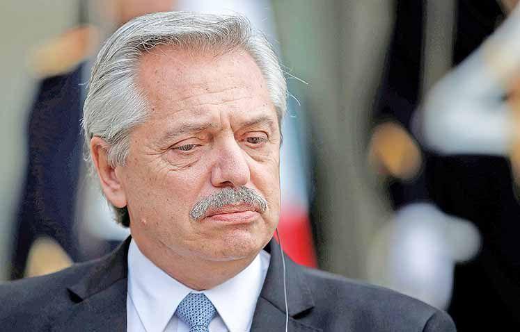 Atualmente, o presidente é Alberto Fernández, que sucedeu a Mauricio Macri em 2019