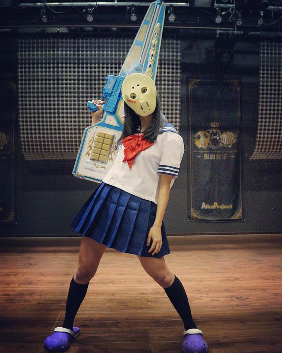 I guess it's Kamen Joshi's world now and we just live in it