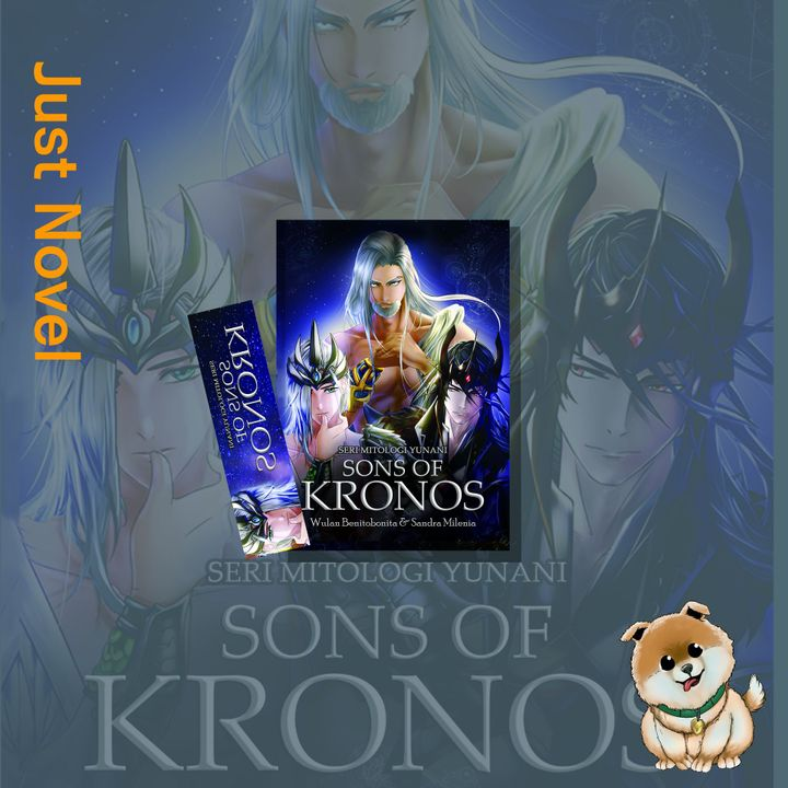 Judul : Sons of KronosPenulis : Wulan Benitobonita dan Sandra Milenia Link : #Wattpad https://my