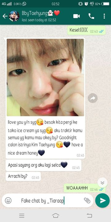 Imagine Bts Chat S With You 1 Insom Wattpad