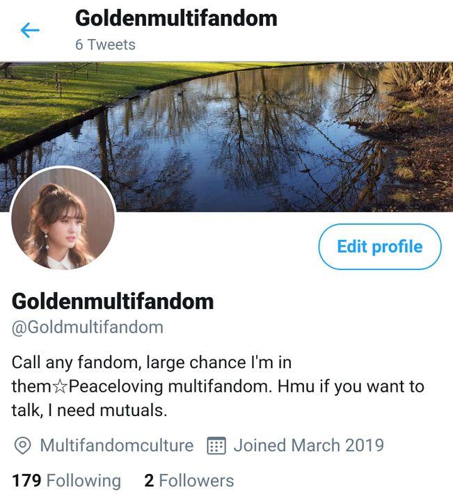 Making a fan account on Twitter